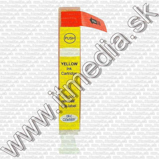 Image of Canon ink (itmedia) BCI-6/CLI-8 yellow  *NoChip* (IT0124)