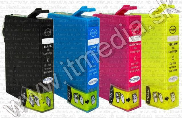 Image of Epson ink Multipack (itmedia) T1281-T1284 (4-pack) (V2015) ECO (IT10513)