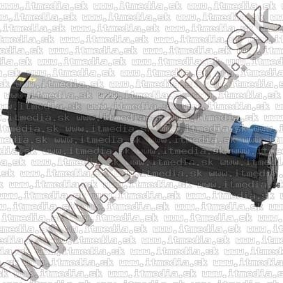 Image of Oki toner (itmedia) c5650 Cyan Toner 43872307 (IT6810)