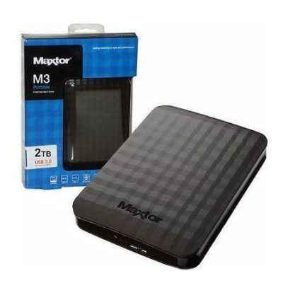 Image of Maxtor External *USB3*  HDD 2TB 2.5 (IT13689)