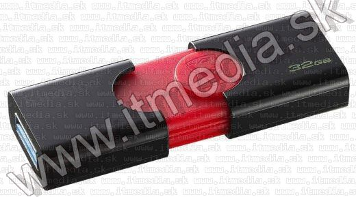 Image of Kingston USB 3.1 pendrive 32GB *DT 106* [150R] (IT13574)