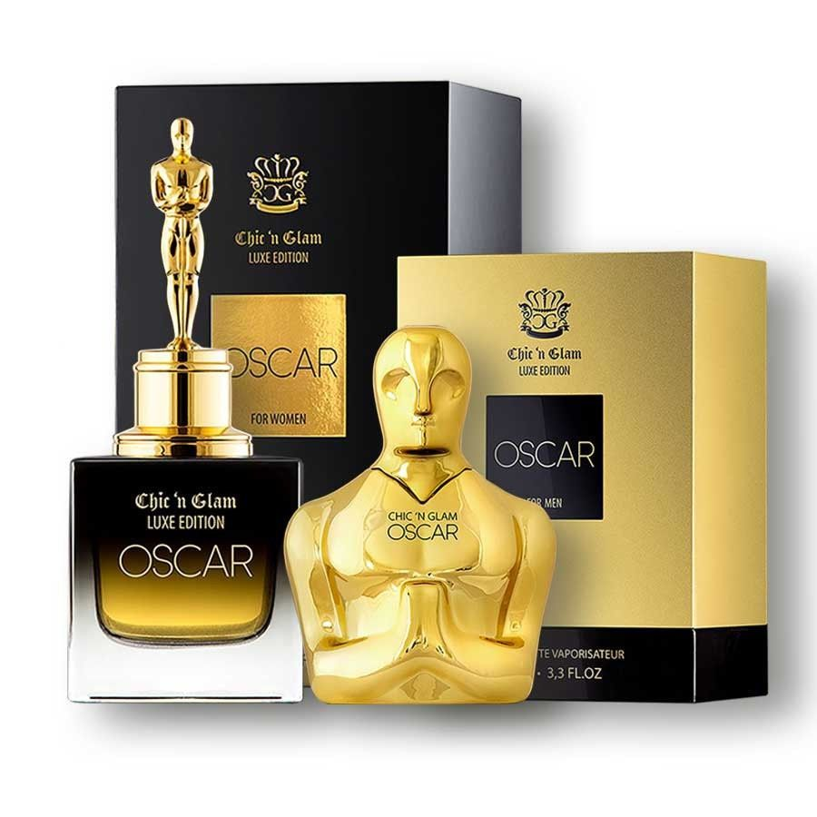 Image of Fragluxe Chic `n Glam Oscar for Men EDT (Eau de Toilette) (IT13966)