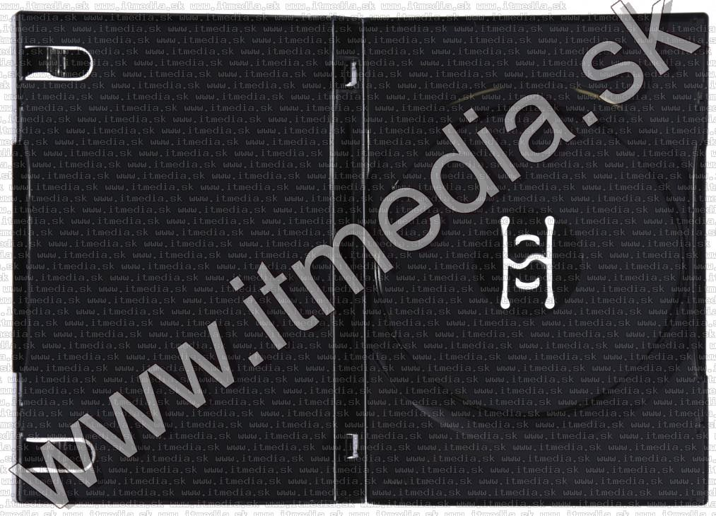Image of AMARAY DVD Case Normal black *with CLIP* (IT3541)